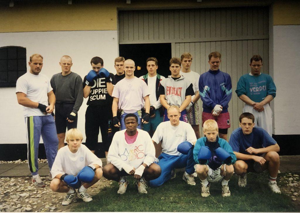 Klubliv i FAK i 1980erne