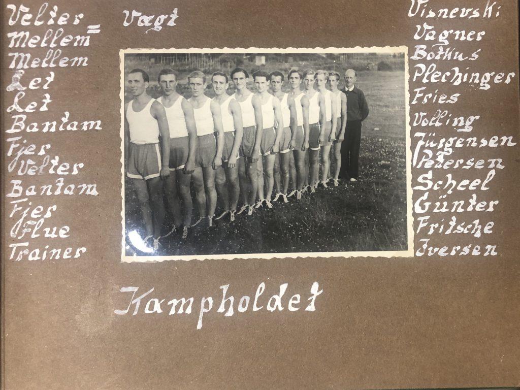 Stævne i Flensborg, 1949