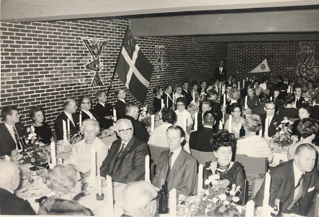 50 års jubilæum – middag og fest
