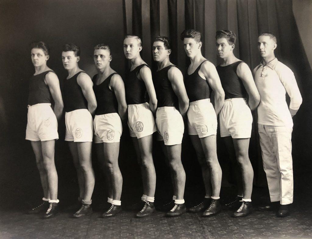 Galleri fra 1920ernes FAK