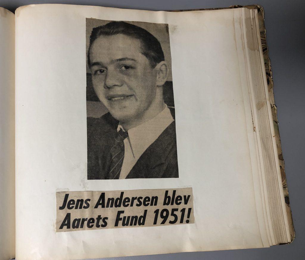 Jens Andersen – en legende