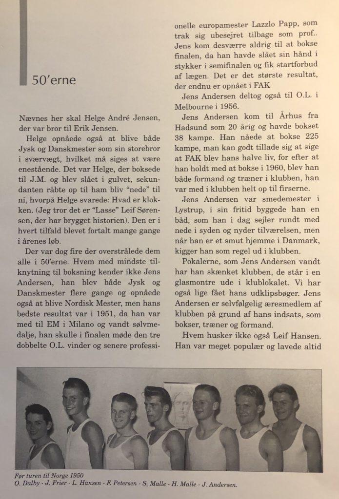 Præsentation af årtiet – 1950erne