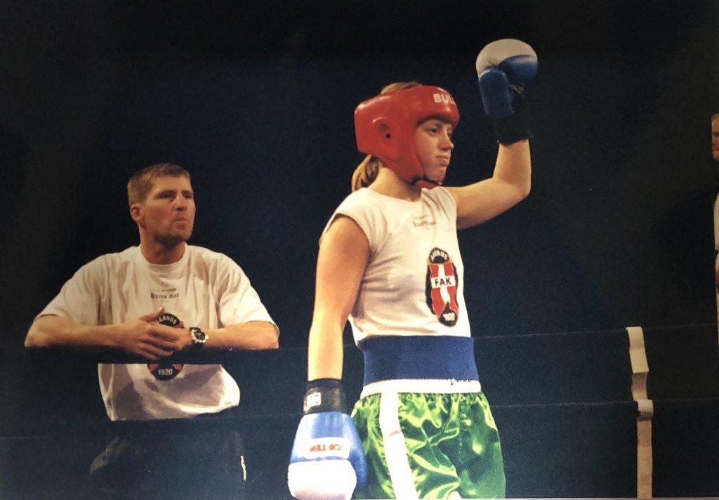 Kvinder i ringen