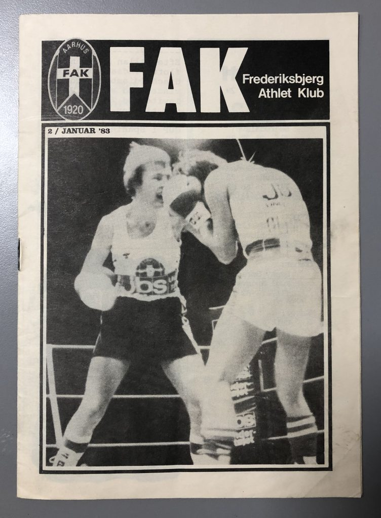 Medlemsbladet Knock Out 1983