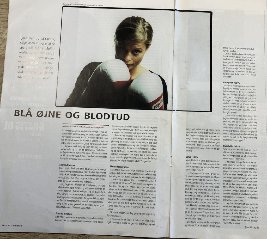 Maria Møller fortæller (interview)