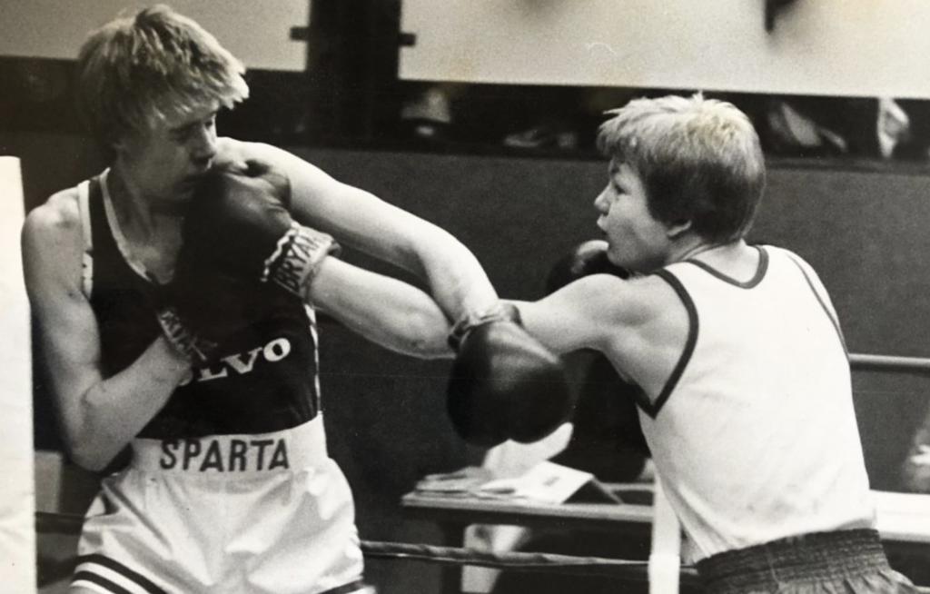 Jens Sveigaards eget arkiv fra 1980erne